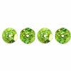 Sequins Round 8mm Aprx 850pcs Hologram Lime Green